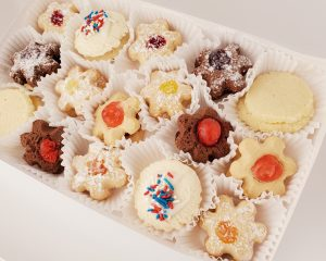 Christmas in July Butter Cookie Assortment